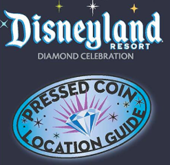 Pressed Coin Location Guide